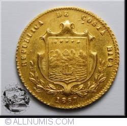Image #2 of 5 Pesos 1867