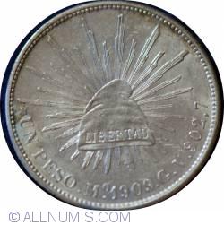 Image #1 of 1 Peso 1909