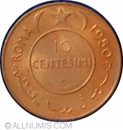 Image #2 of 10 Centesimi 1950