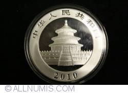 Imaginea #2 a 10 Yuan 2010 - Panda
