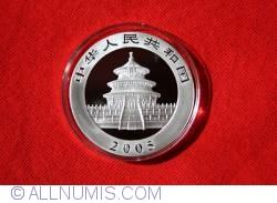 Imaginea #2 a 10 Yuan 2005 - Panda