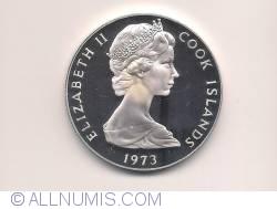 Imaginea #2 a 2 Dollars 1973 - 20th Anniversary Of Coronation