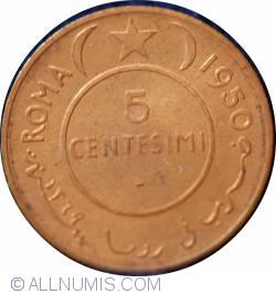 Image #2 of 5 Centesimi 1950
