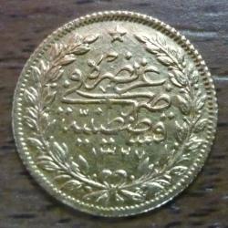50 Kurush 1912 (AH1327/4)