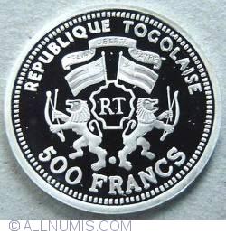 Image #1 of 500 Francs 2001