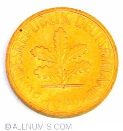 Image #2 of 1 Pfennig 1972 J