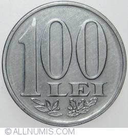 Imaginea #1 a [PROBA] 100 Lei 1999