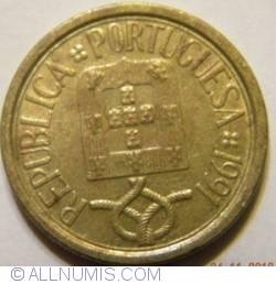 Image #1 of 10 Escudos 1991