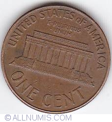 Image #2 of 1 Cent 1959