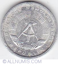 Image #2 of 1 Pfennig 1989 A
