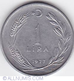 Image #1 of 1 Lira 1977