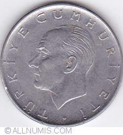 Image #2 of 1 Lira 1977