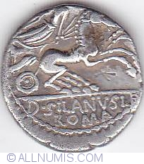 Image #2 of Denarius Silanus