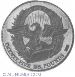 25 Pounds 1969