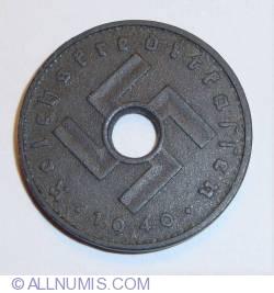 Imaginea #2 a 10 Reichspfennig 1940 A