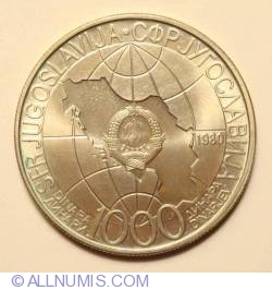 Image #1 of 1000 Dinara 1980