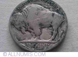Image #2 of Buffalo Nickel 1920