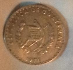 25 Centavos 1971