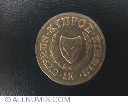 Image #1 of 2 Cents 2004 - Missing 4 from 2004