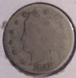 Image #1 of Liberty Head Nickel 1898