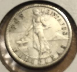 Imaginea #1 a 10 Centavos 1907 S