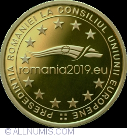 Image #2 of 50 Bani 2019 - Presidency of the Council of the European Union