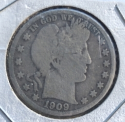 Image #1 of Half Dollar 1909