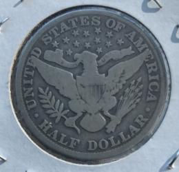 Image #2 of Half Dollar 1909