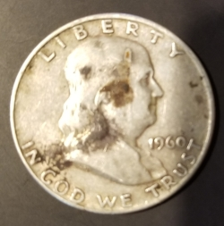 Image #1 of Half Dollar 1960 D