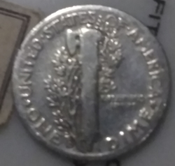 Image #2 of Dime 1935