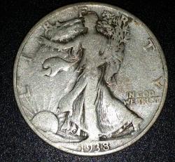 Half Dollar 1938