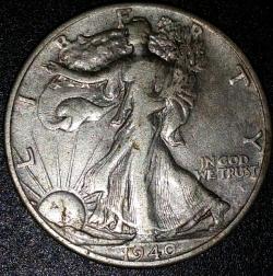 Half Dollar 1940