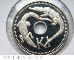 1 Kina 1977 (proof)