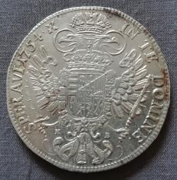 1 Thaler 1754 KB