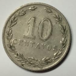 Image #2 of 10 Centavos 1937