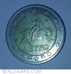 Image #2 of 2 Euro 2002 (Type A)