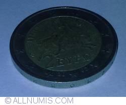2 Euro 2002 (Tipul A)