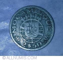 Image #1 of 2-1/2 Escudos 1953