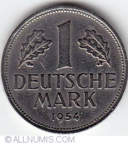 Image #1 of 1 Mark 1954 J