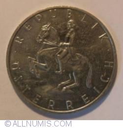 5 Shillings 1998