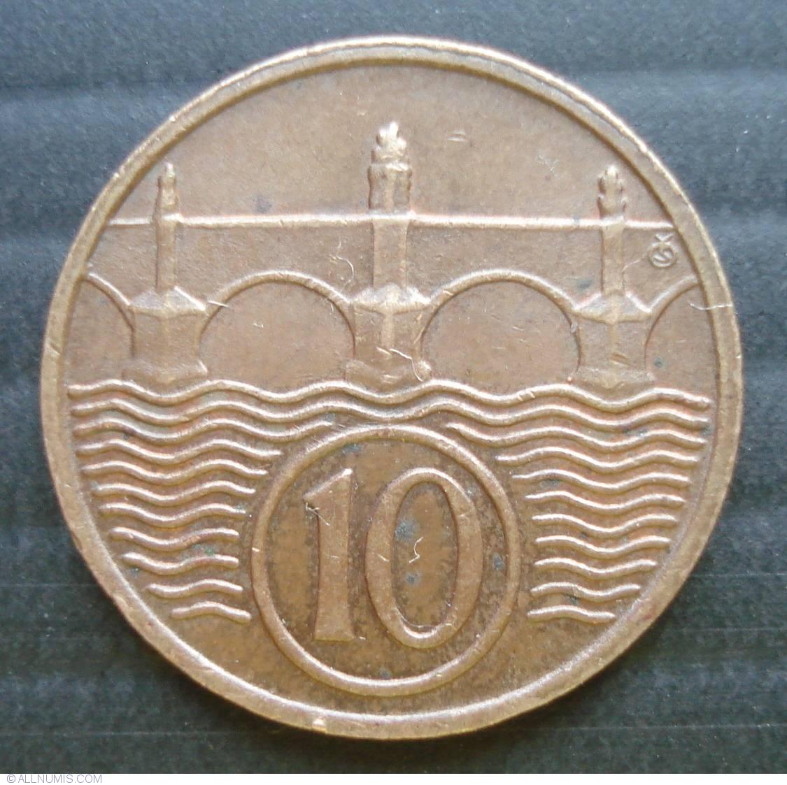 20 HALERU 1937 *LOT 10F19* WORLD FOREIGN COINS CZECHOSLOVAKIA