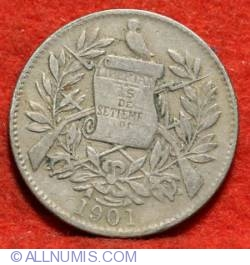 1/2 Real 1901