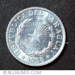 Imaginea #1 a 2 Pesos 1938