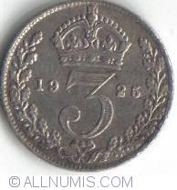 Threepence 1925