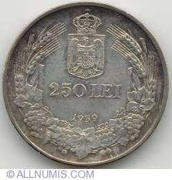 Imaginea #1 a 250 Lei 1939