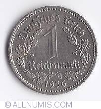 1 Reichsmark 1936 A