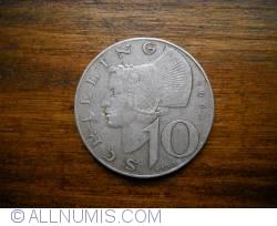 Image #1 of 10 Schilling 1964
