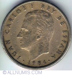 Image #2 of 100 Pesetas 1986