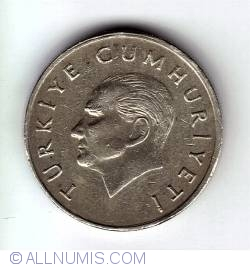 Image #2 of 10 Bin (10000) Lira 1994