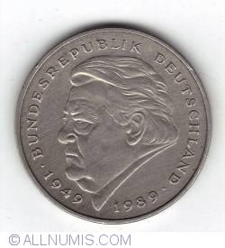 2 Mark 1994 G - Franz Joseph Strauss